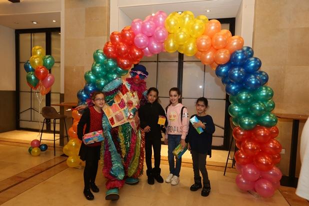 גלרייה - מסיבת חנוכה לילדי הבורסה 15.12.2017 תמונה 14 מתוך 37