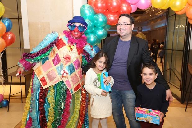 גלרייה - מסיבת חנוכה לילדי הבורסה 15.12.2017 תמונה 15 מתוך 37