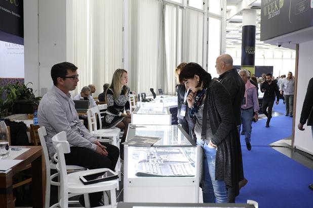 היום השני של התערוכה הבינלאומית מסחר פתוח 6.2.2018