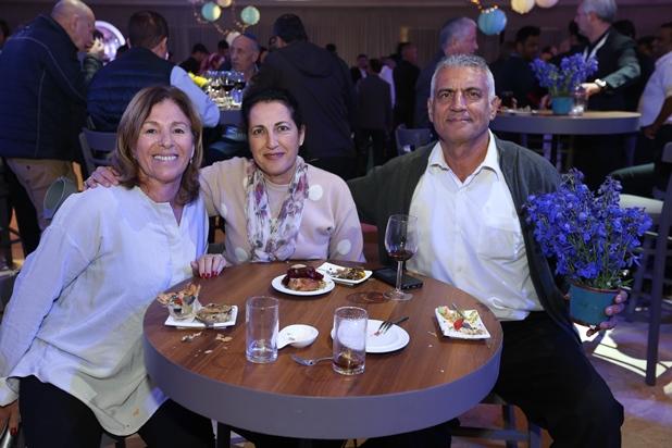 גלרייה - קבלת פנים חגיגית למשתתפי התערוכה הבינלאומית ה-7 התקיימה במלון לאונרדו 6.2.2018 תמונה 10 מתוך 82