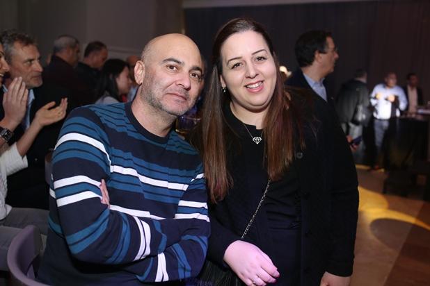 גלרייה - קבלת פנים חגיגית למשתתפי התערוכה הבינלאומית ה-7 התקיימה במלון לאונרדו 6.2.2018 תמונה 24 מתוך 82