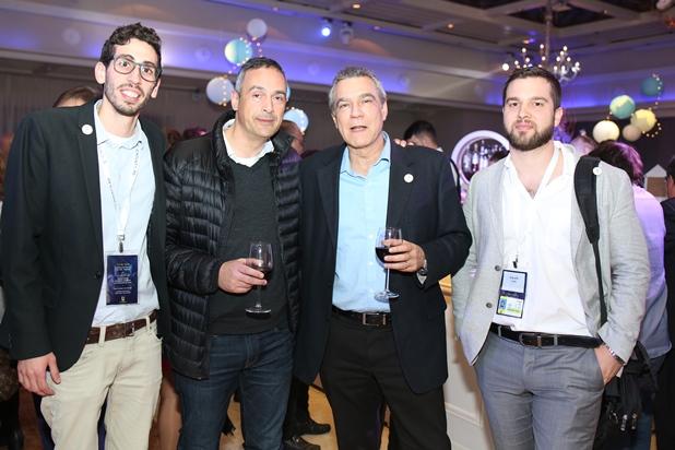 גלרייה - קבלת פנים חגיגית למשתתפי התערוכה הבינלאומית ה-7 התקיימה במלון לאונרדו 6.2.2018 תמונה 27 מתוך 82