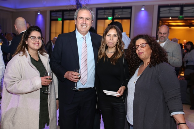 גלרייה - קבלת פנים חגיגית למשתתפי התערוכה הבינלאומית ה-7 התקיימה במלון לאונרדו 6.2.2018 תמונה 28 מתוך 82