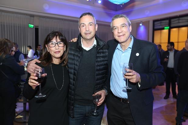 גלרייה - קבלת פנים חגיגית למשתתפי התערוכה הבינלאומית ה-7 התקיימה במלון לאונרדו 6.2.2018 תמונה 34 מתוך 82