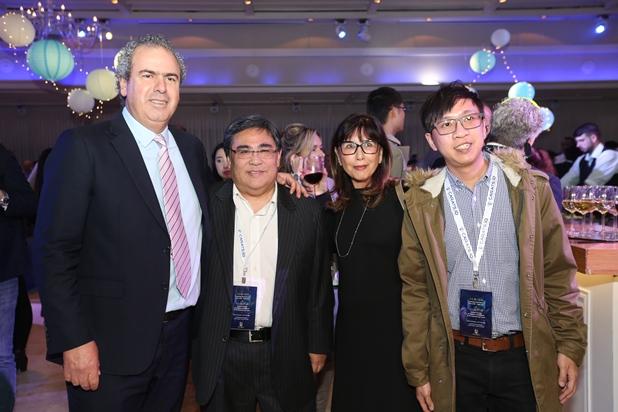 גלרייה - קבלת פנים חגיגית למשתתפי התערוכה הבינלאומית ה-7 התקיימה במלון לאונרדו 6.2.2018 תמונה 42 מתוך 82
