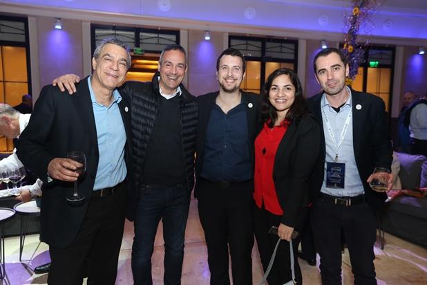 גלרייה - קבלת פנים חגיגית למשתתפי התערוכה הבינלאומית ה-7 התקיימה במלון לאונרדו 6.2.2018 תמונה 45 מתוך 82