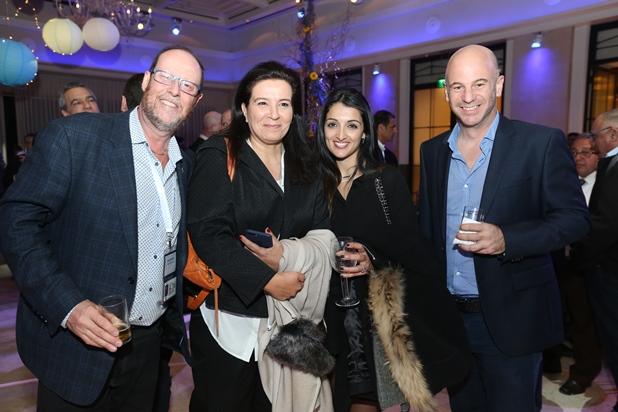 גלרייה - קבלת פנים חגיגית למשתתפי התערוכה הבינלאומית ה-7 התקיימה במלון לאונרדו 6.2.2018 תמונה 46 מתוך 82