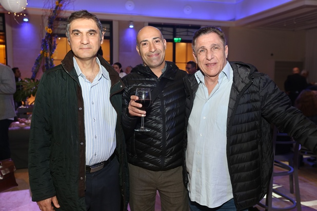 גלרייה - קבלת פנים חגיגית למשתתפי התערוכה הבינלאומית ה-7 התקיימה במלון לאונרדו 6.2.2018 תמונה 47 מתוך 82