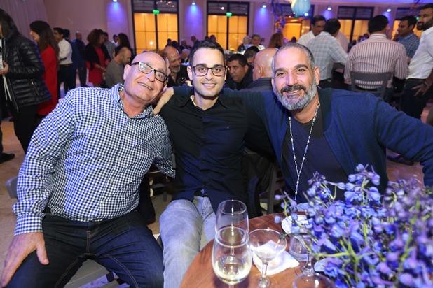 גלרייה - קבלת פנים חגיגית למשתתפי התערוכה הבינלאומית ה-7 התקיימה במלון לאונרדו 6.2.2018 תמונה 54 מתוך 82