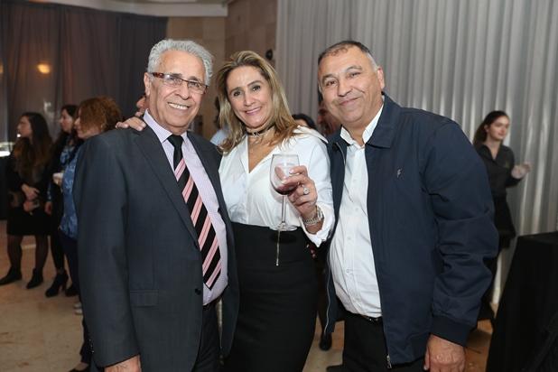 גלרייה - קבלת פנים חגיגית למשתתפי התערוכה הבינלאומית ה-7 התקיימה במלון לאונרדו 6.2.2018 תמונה 63 מתוך 82