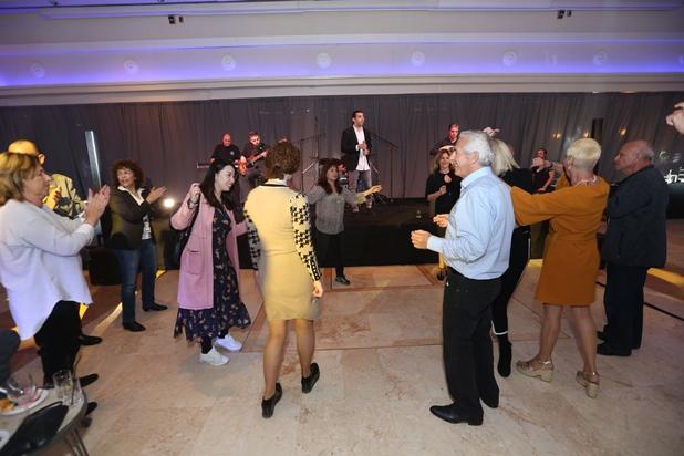 גלרייה - קבלת פנים חגיגית למשתתפי התערוכה הבינלאומית ה-7 התקיימה במלון לאונרדו 6.2.2018 תמונה 68 מתוך 82