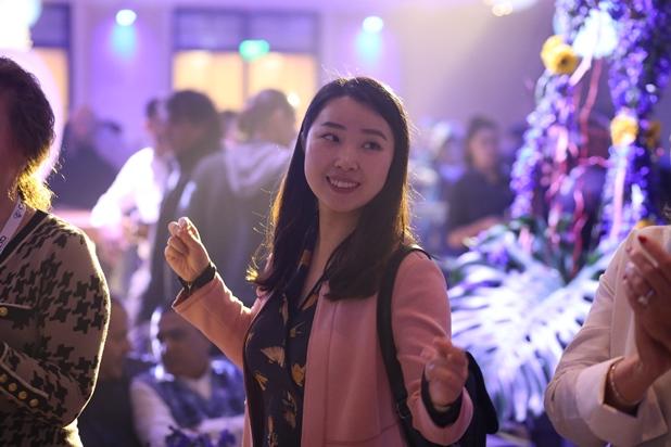 גלרייה - קבלת פנים חגיגית למשתתפי התערוכה הבינלאומית ה-7 התקיימה במלון לאונרדו 6.2.2018 תמונה 81 מתוך 82