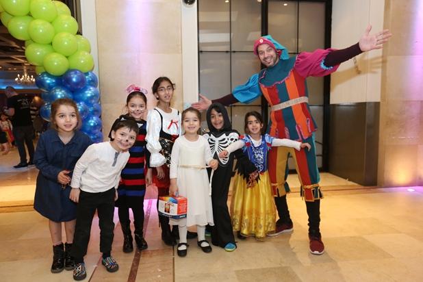 גלרייה - מסיבת פורים לילדי הבורסה 2.3.2018 תמונה 3 מתוך 26