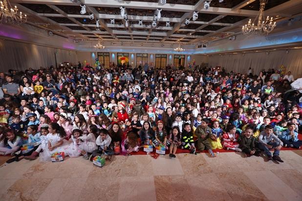 גלרייה - מסיבת פורים לילדי הבורסה 2.3.2018 תמונה 6 מתוך 26