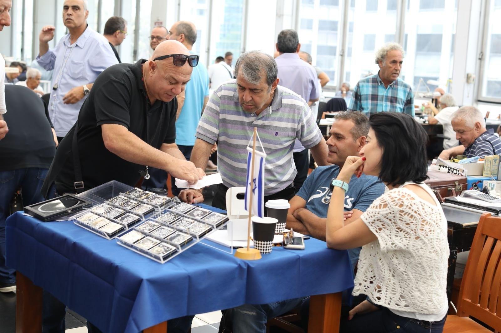 גלרייה - יריד כחול-לבן 13.08.18 תמונה 1 מתוך 44
