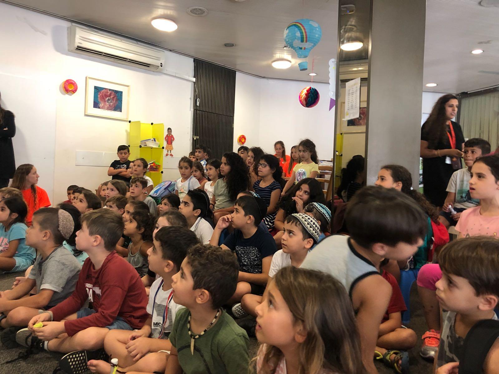 גלרייה - קייטנת ילדי הבורסה 17-31.08.2018 תמונה 3 מתוך 31