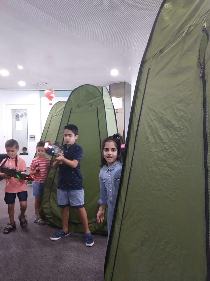 גלרייה - קייטנת ילדי הבורסה 17-31.08.2018 תמונה 7 מתוך 31