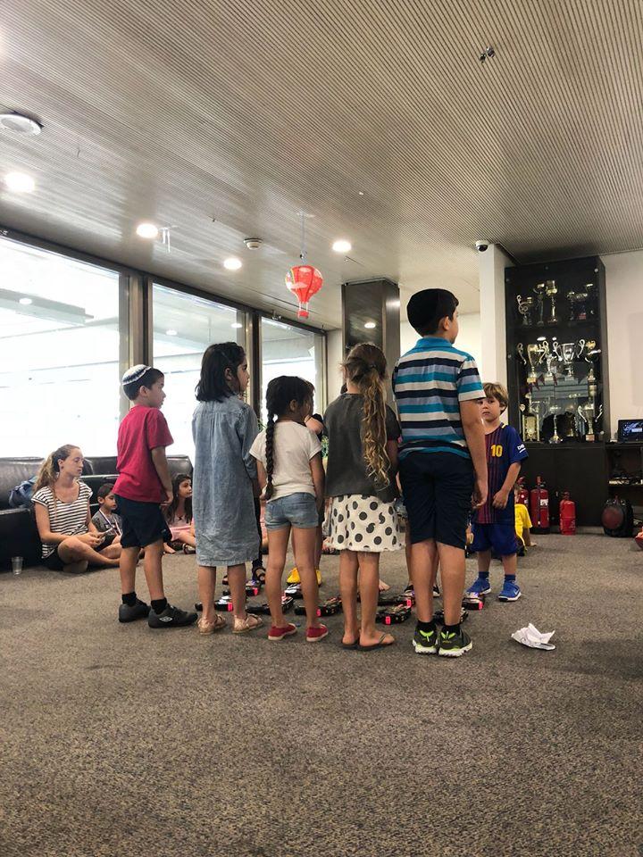 גלרייה - קייטנת ילדי הבורסה 17-31.08.2018 תמונה 10 מתוך 31