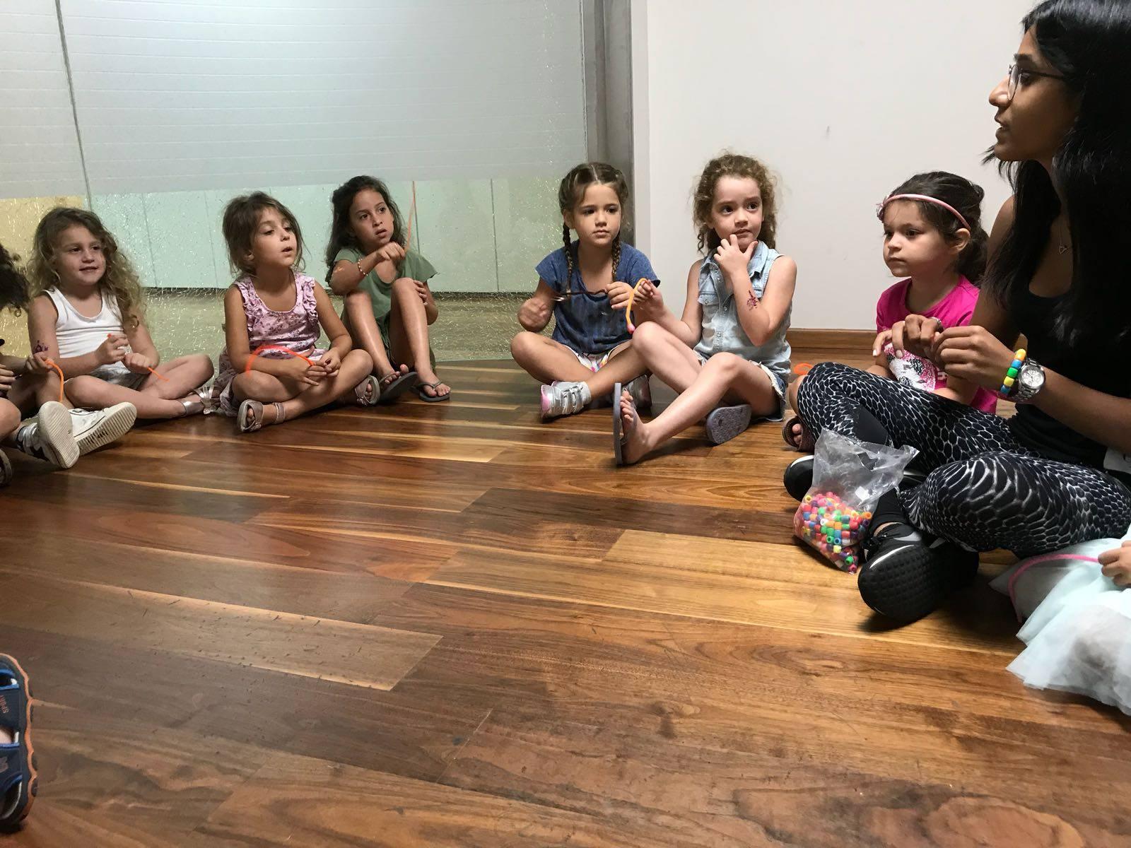גלרייה - קייטנת ילדי הבורסה 17-31.08.2018 תמונה 12 מתוך 31