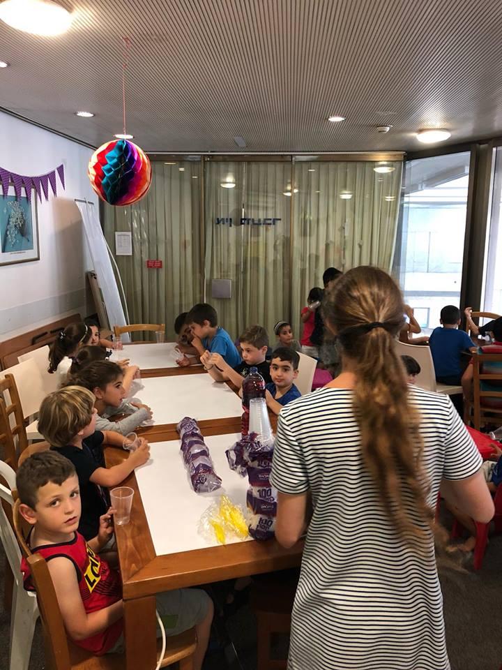 גלרייה - קייטנת ילדי הבורסה 17-31.08.2018 תמונה 15 מתוך 31