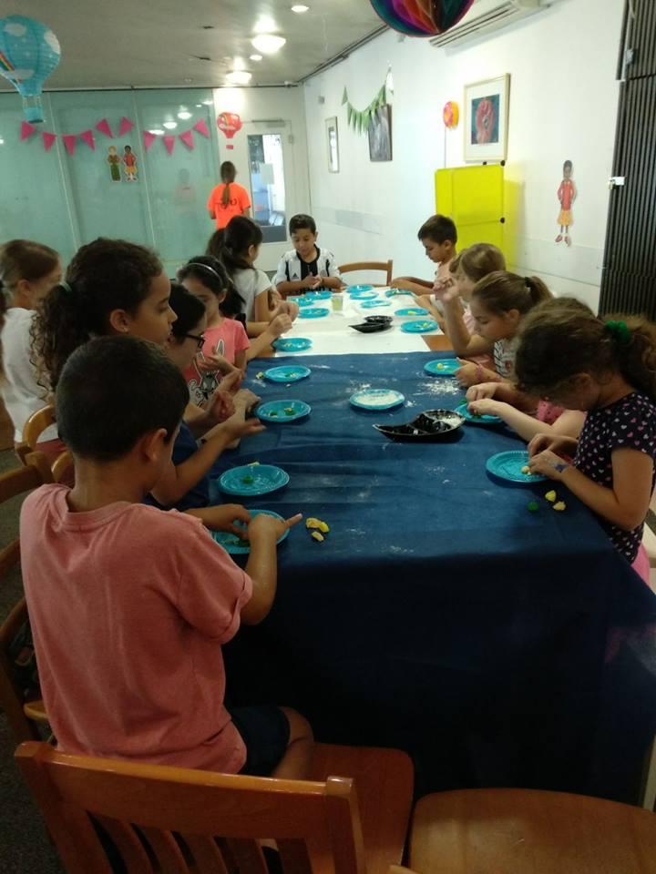 גלרייה - קייטנת ילדי הבורסה 17-31.08.2018 תמונה 18 מתוך 31