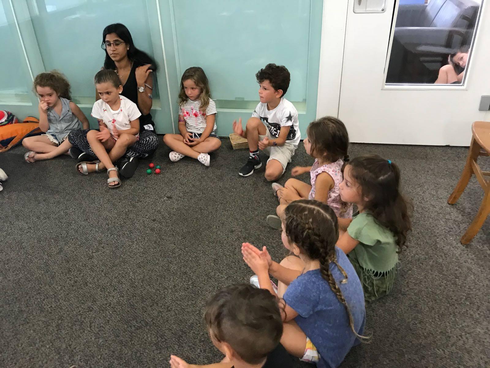 גלרייה - קייטנת ילדי הבורסה 17-31.08.2018 תמונה 26 מתוך 31