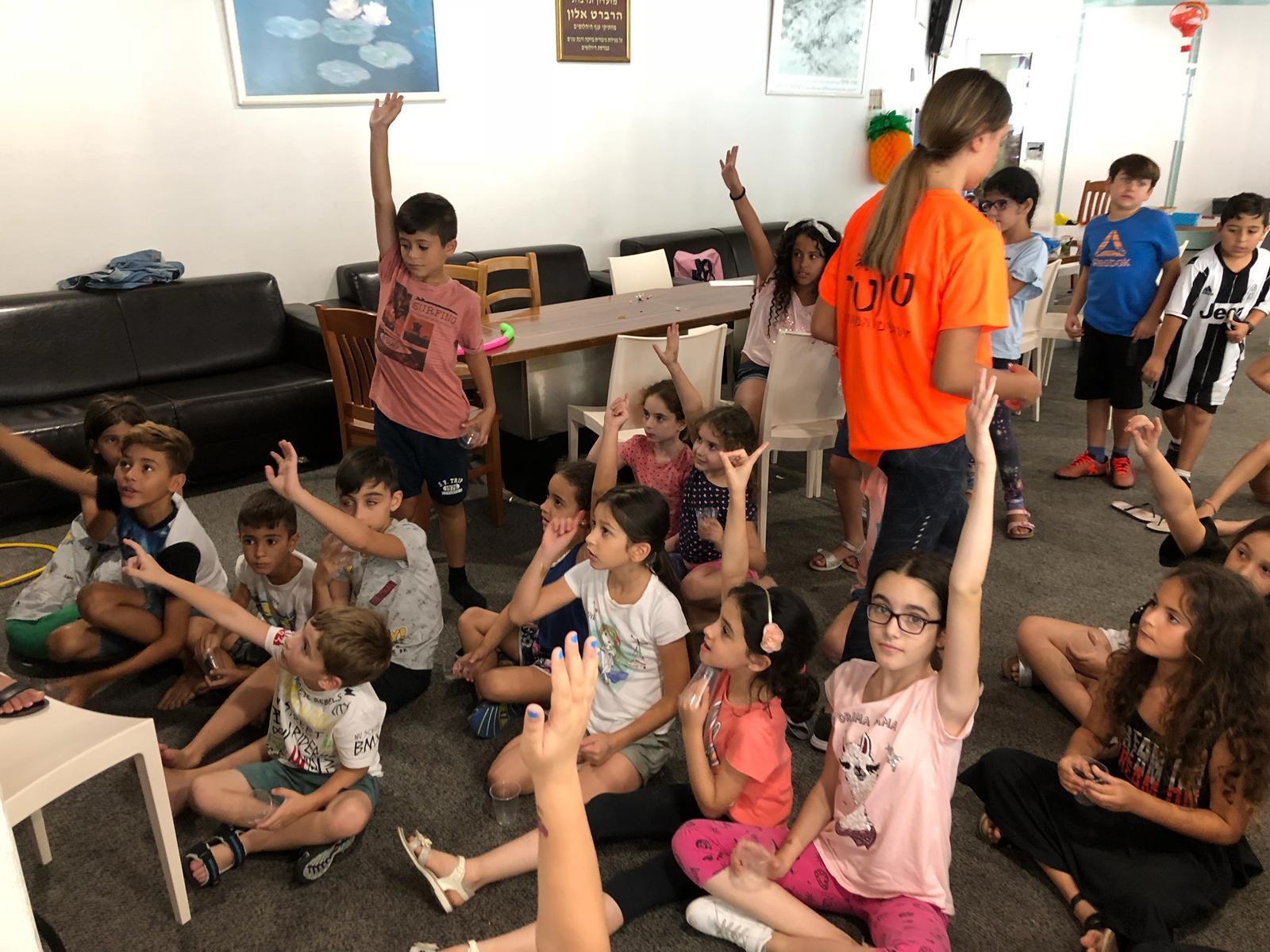 גלרייה - קייטנת ילדי הבורסה 17-31.08.2018 תמונה 27 מתוך 31