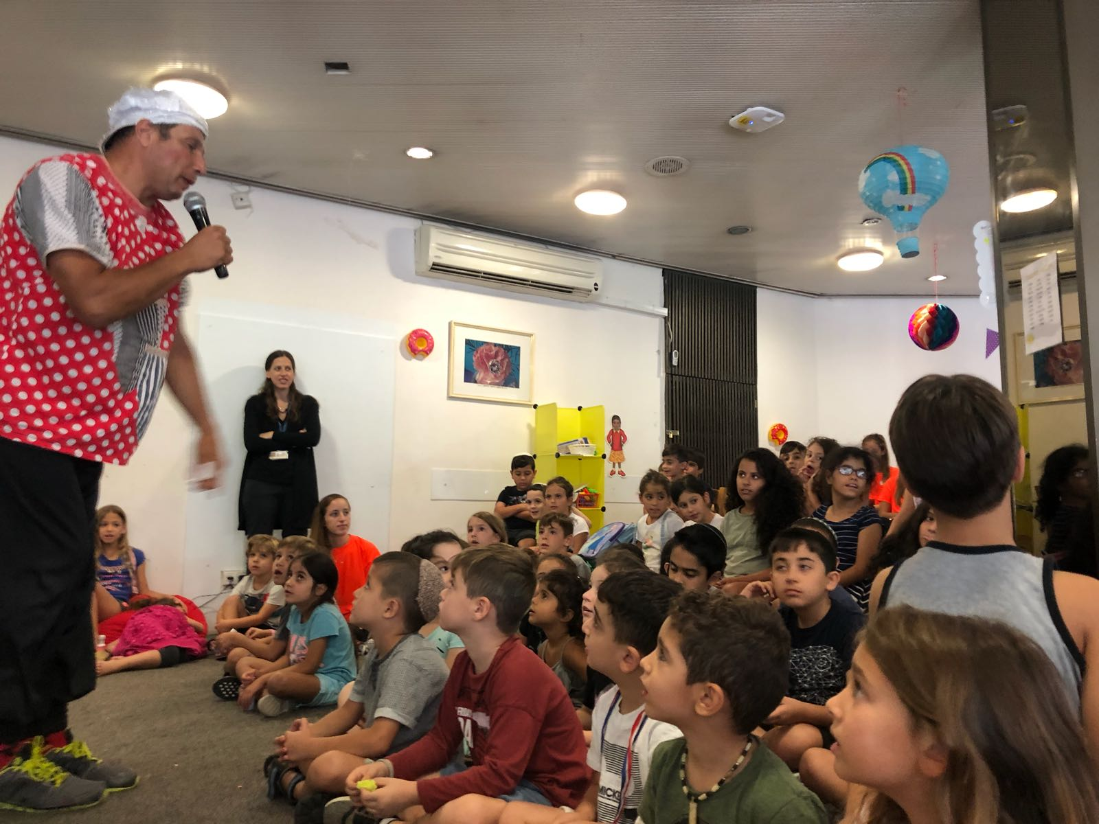 גלרייה - קייטנת ילדי הבורסה 17-31.08.2018 תמונה 30 מתוך 31