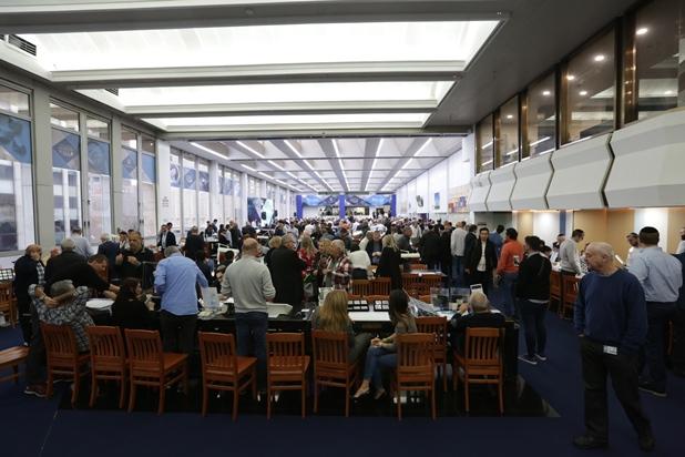 גלרייה - טקס פתיחת שבוע בינלאומי ומסחר פתוח 28.1.2019 תמונה 1 מתוך 22