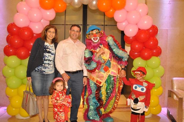 גלרייה - מסיבת פורים לילדי הבורסה 22.3.2019 תמונה 65 מתוך 114