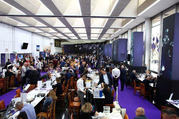 גלרייה - שבוע היהלומים הבינלאומי 10-12.2020 תמונה 10 מתוך 82