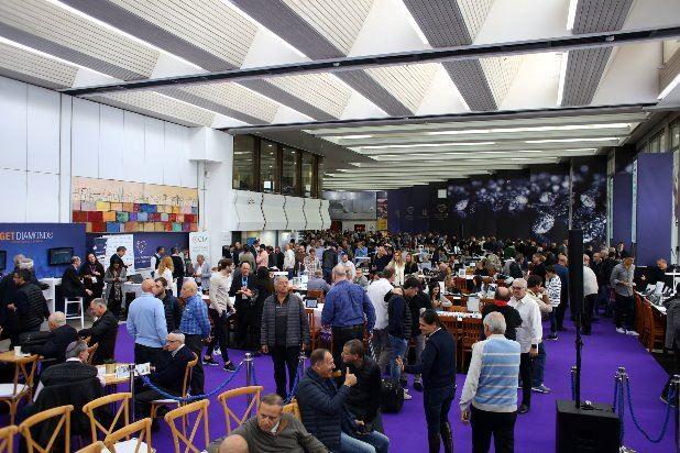 גלרייה - שבוע היהלומים הבינלאומי 10-12.2020 תמונה 19 מתוך 82