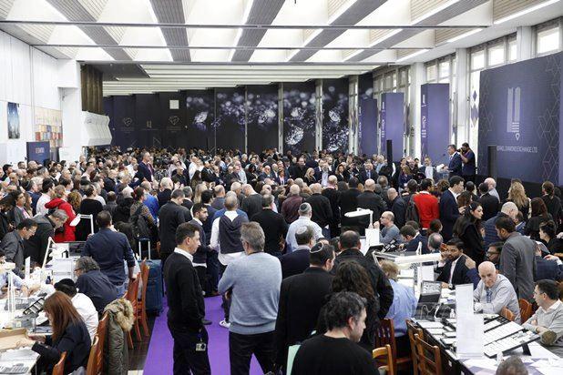 גלרייה - שבוע היהלומים הבינלאומי 10-12.2020 תמונה 66 מתוך 82