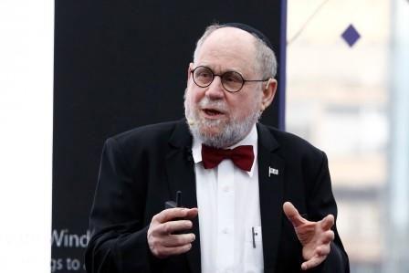 הרצאה של מר מרטין רפפורט בשבוע הבינלאומי 2020!