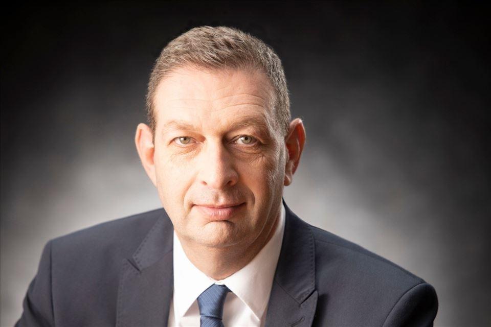 ברכות לנשיא הבורסה הנבחר - בועז מולדבסקי